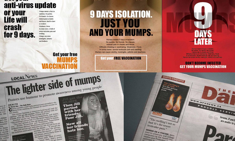 Mumps Campaign