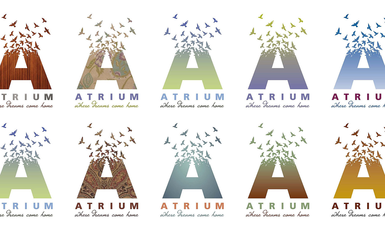 Atrium Takes Flight