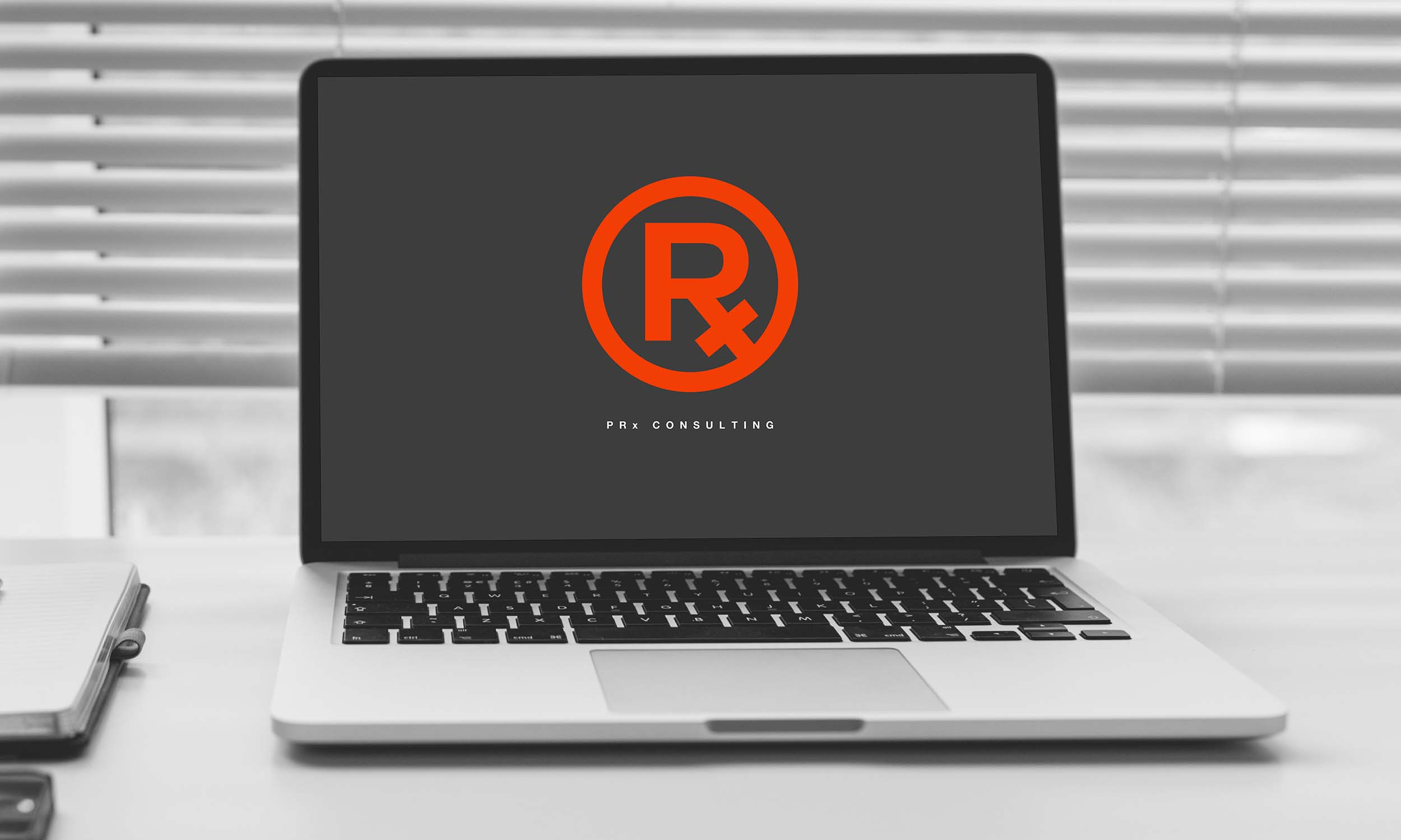 PRx Consulting Website