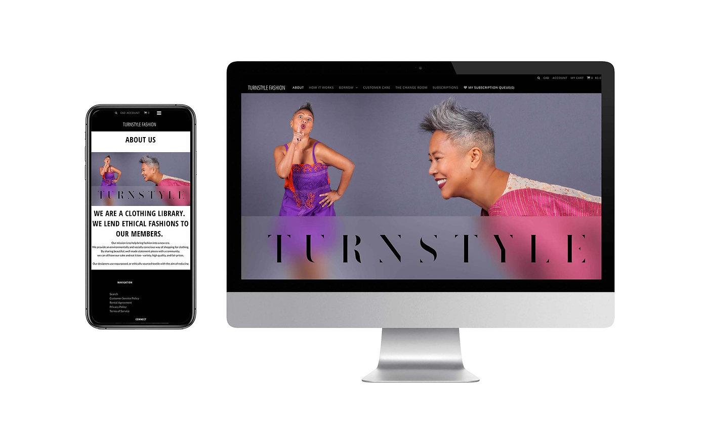 Turnstyle Website