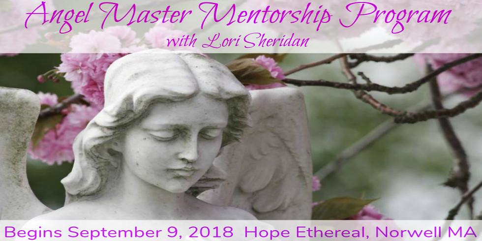 Angel Master Mentorship Program 2018-2019