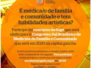 Concurso do Logo para o Congresso Sul-Brasileiro de MFC