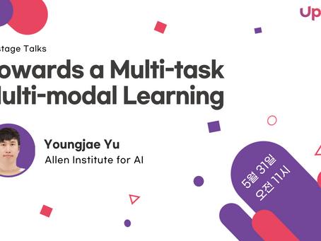 [Upstage Talks] Towards a Multi-task Multi-modal Learning