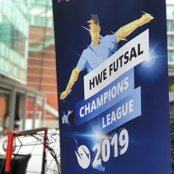 HWE Futsal Champions League Activation