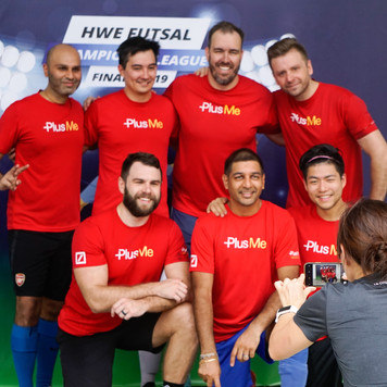 HWE Futsal Champions League 2019