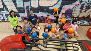 Bowling @ Yishun SAFRA