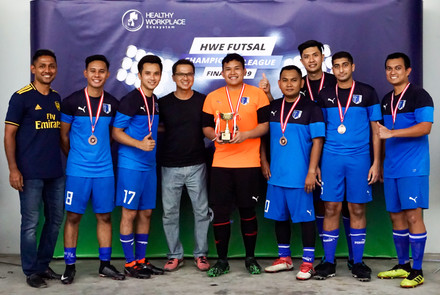APDians - 2nd Runner Up