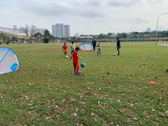 Soccer Play @ 14 Farrer Park Road