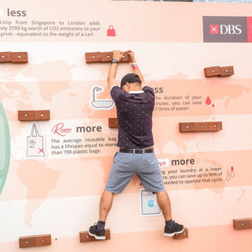 DBS Marina Regatta 2019 - Race The Maze