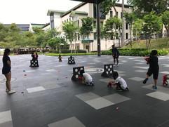 NERF Combat @ Yishun Town Square