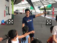 Archery Tag @ Sports Hub