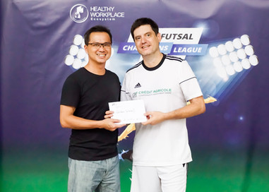 Golden Glove Award - Tristan Hernandez from CACIB FC