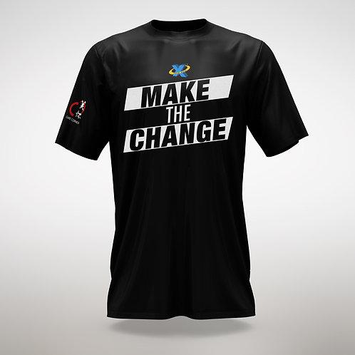 MAKE THE CHANGE TEE