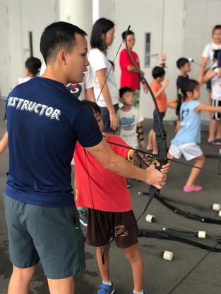 Archery Tag