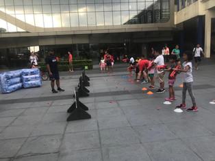 NERF Combat @ Hillion Mall