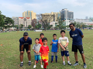 Soccer Play @ Farrer Road