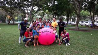Kinball @ Bedok Reservoir