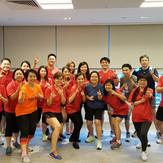 Corporate Zumba Workout Session