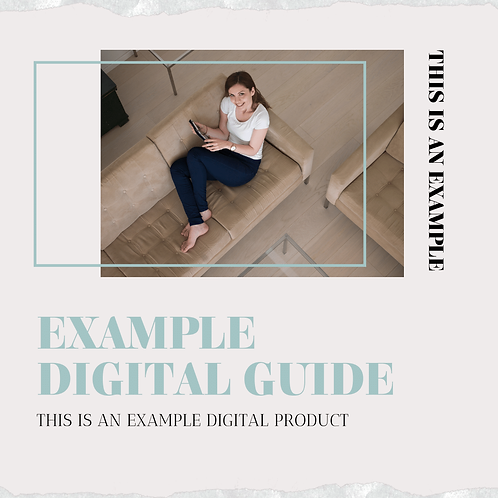 Example Digital Guide
