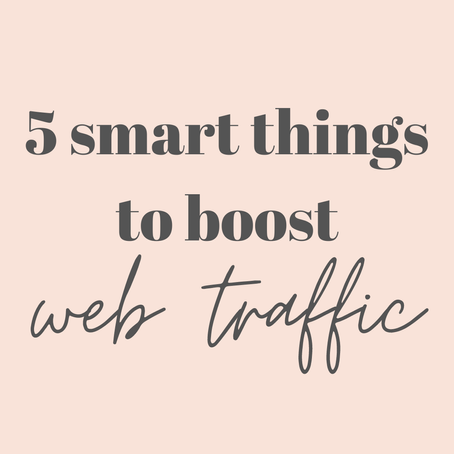 How to create a website: 5 smart things to boost conversion