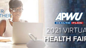 APWU Health Fair & Plan Options for Newly Converted PSE's
