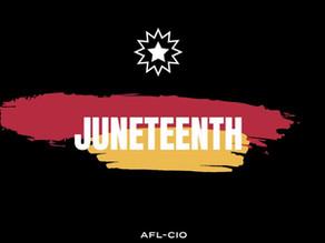 Juneteenth Holiday