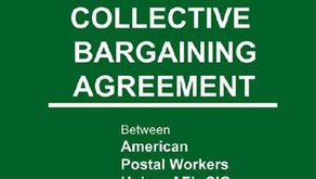"""Negotiations Update: APWU and USPS """"Stop the Clock"""" to Continue Bargaining for a New Contract"""