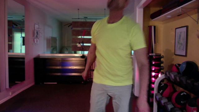 Second Standing Sequence