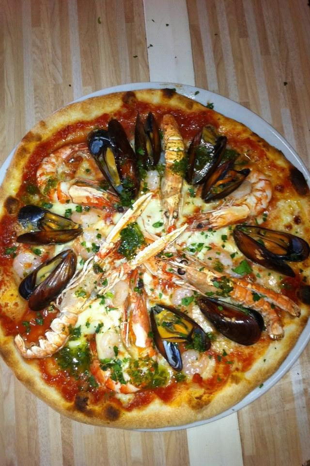 Pizza Imperiale