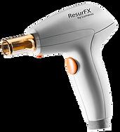 LUMENIS RESURFX  激光再生光段生髮療程
