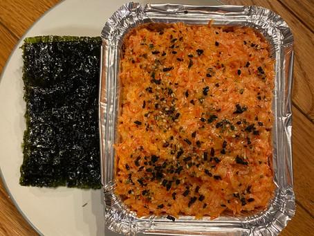 Bites: On the Sushi Bake Phenomena