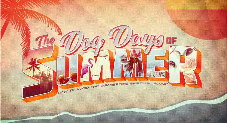 Dog Days of Summer...