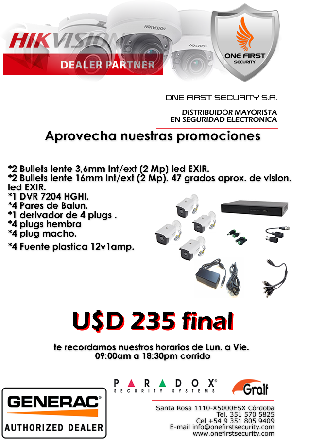 One First Security te trae las Promociones y Ofertas de Fin de Año