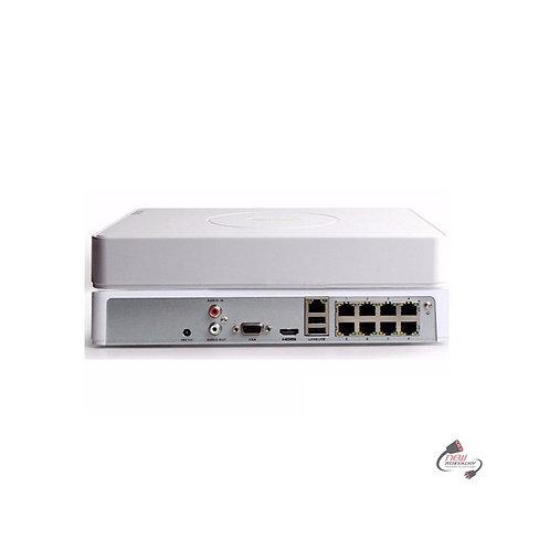 NVR  PoE DS-7108NI-E1/8P