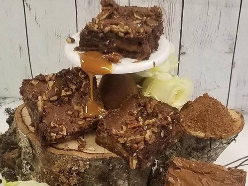 Caramel Brownie