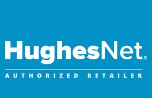 HughesNet Label