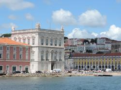 Boat in Lisbon