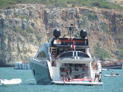 Luxury Yachts in Portugal
