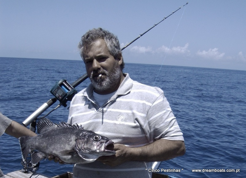 DEEP SEA FISHING in Portugal
