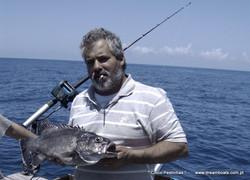 DEEP SEA FISHING in Portugal