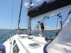 Romantic Sail tour in Cascais