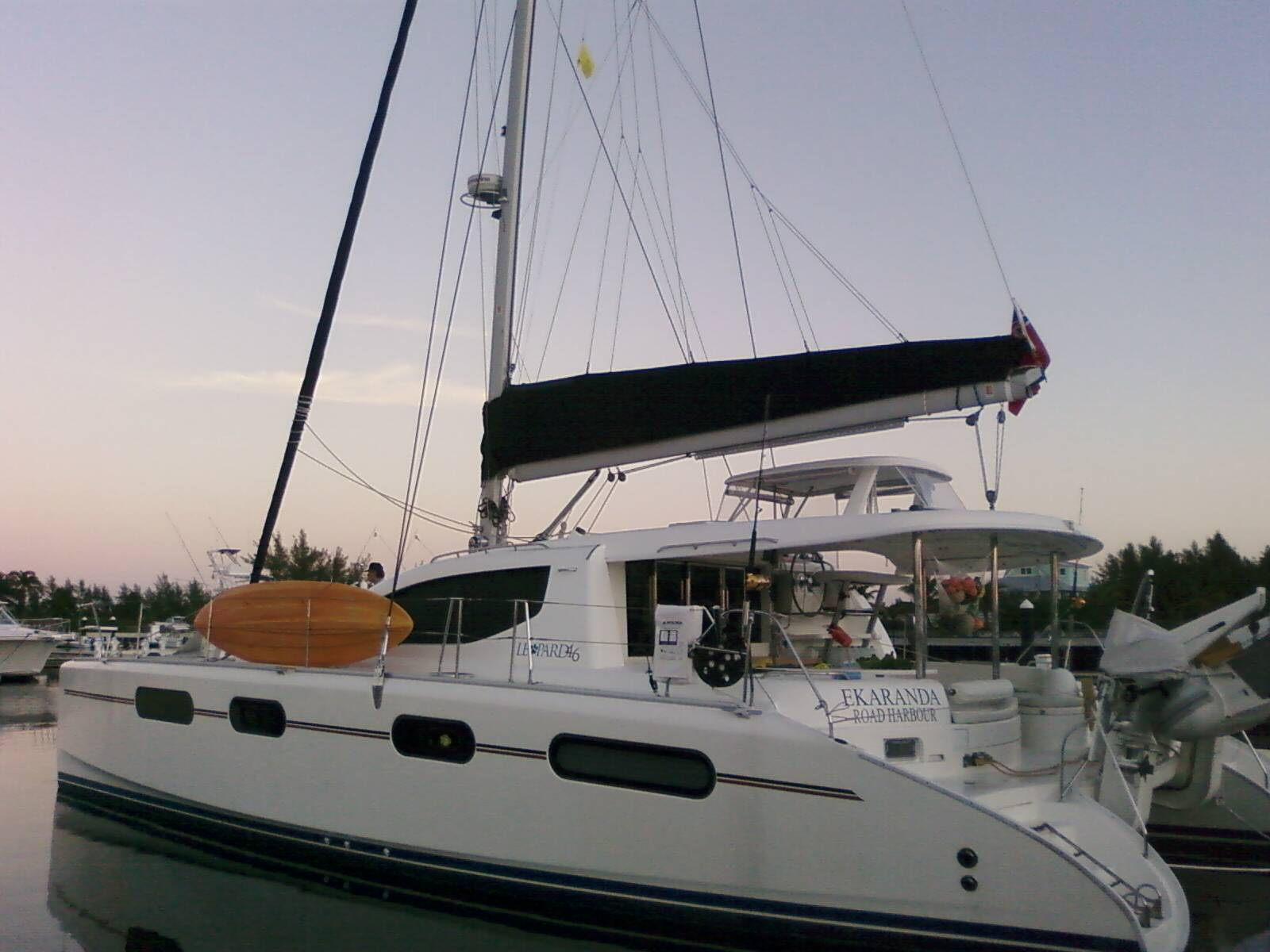 Sailing tour, Leopard 46'