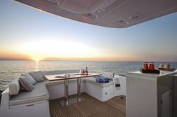 Yacht  tour Azimut Magellano 53'