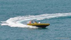 Speed boat em Lisboa