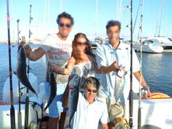 Big game fishing Lisbon