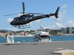 Private Helicopter Transfers
