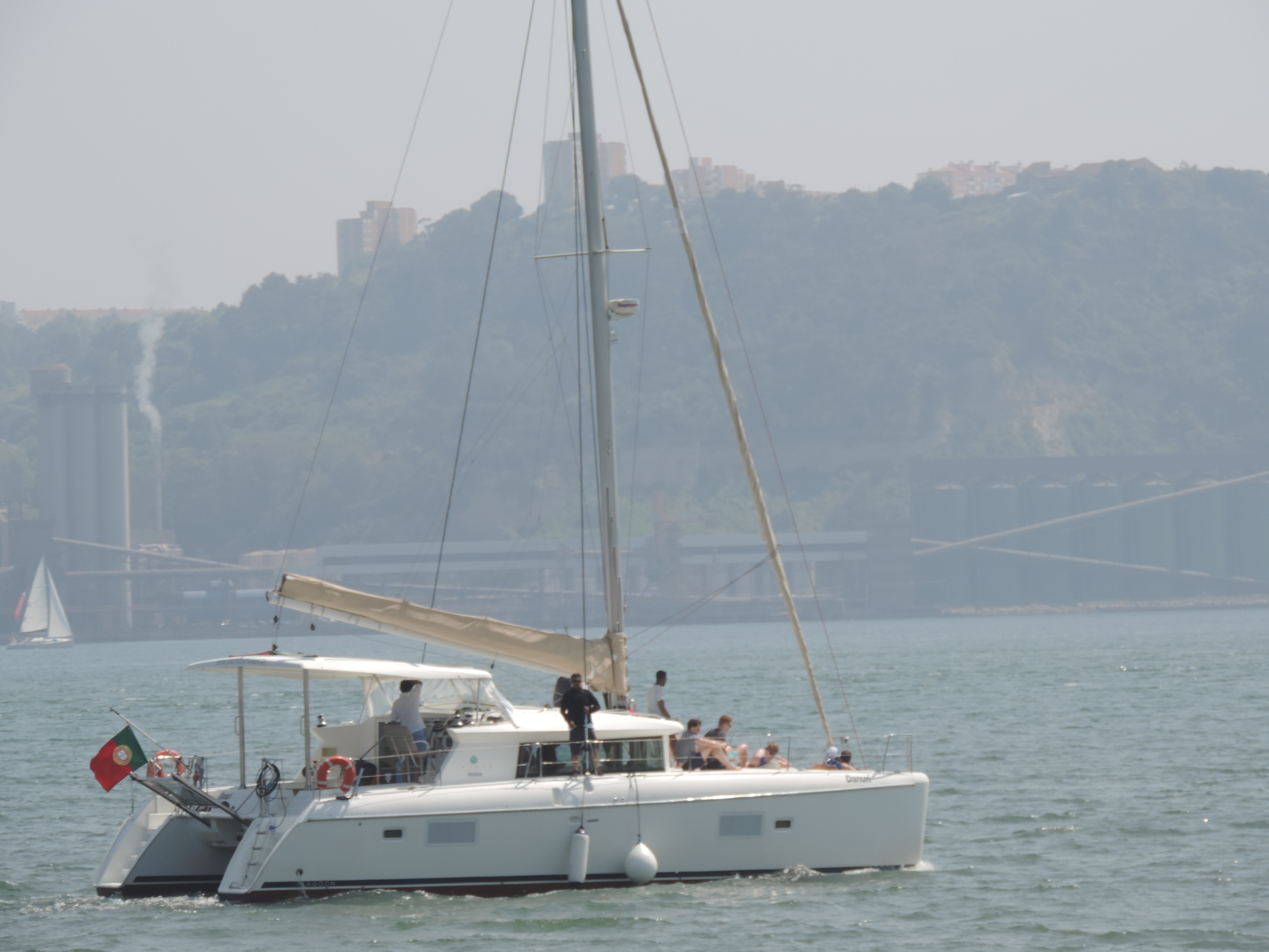 Hire a Catamaran in Portugal