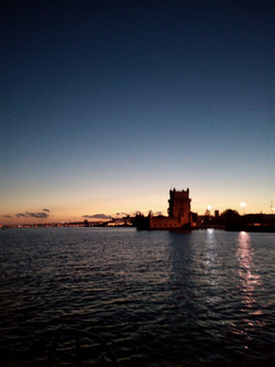 Sunset trip in Lisbon