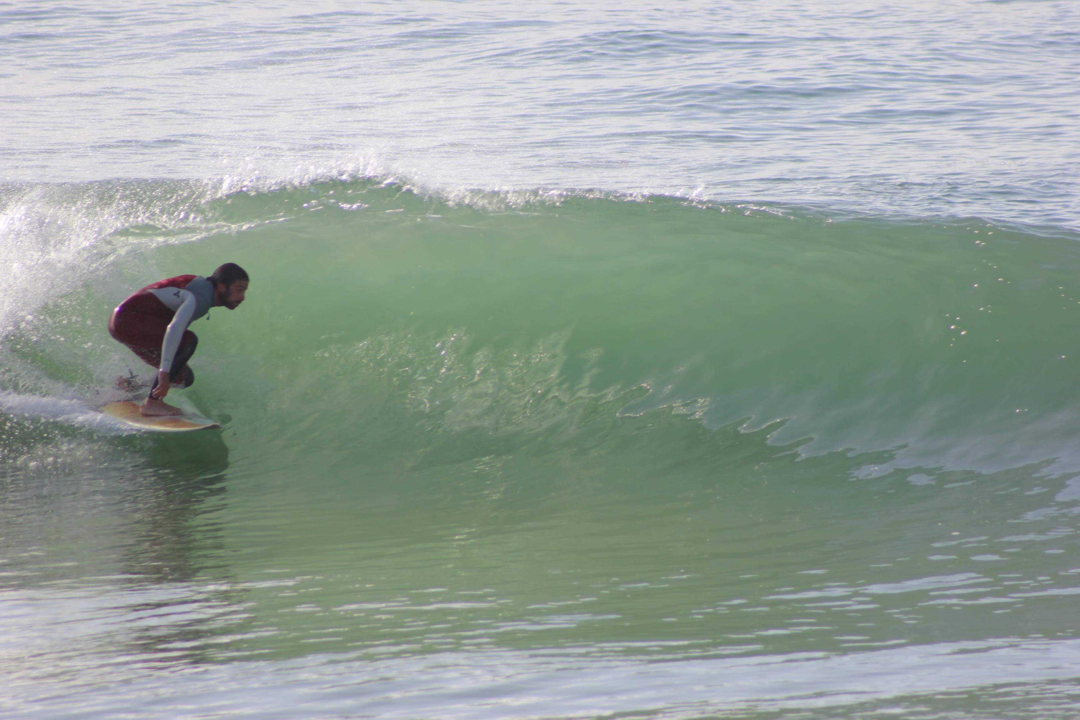 Surf in Carcavelos
