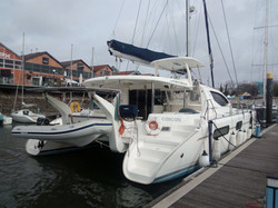 Boat tour in Lisbon